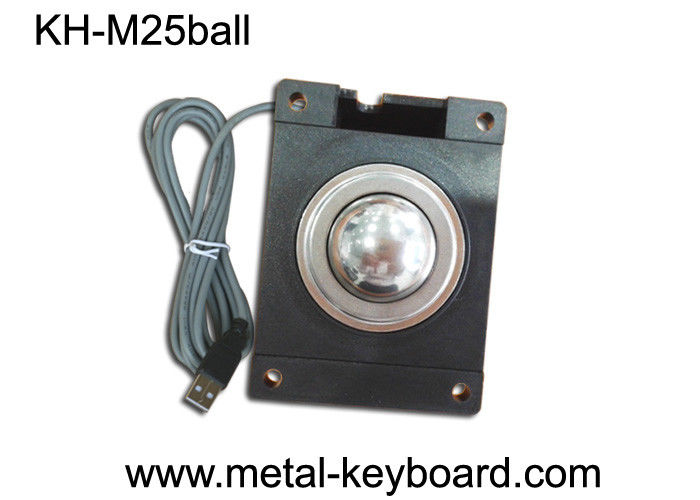 76 X 55mm Industrial Trackball Module , Stable Performance And Well Compatible
